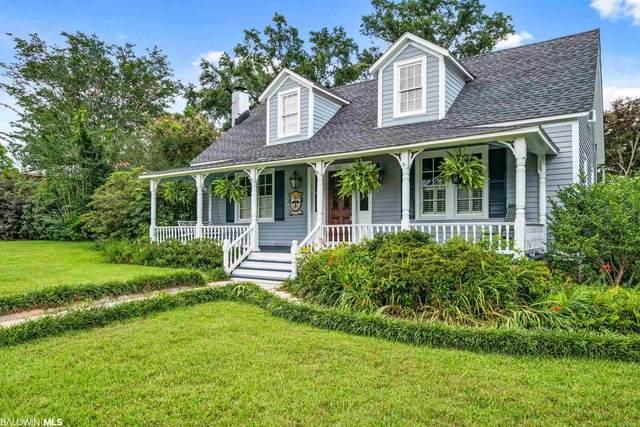 612 College Avenue, Daphne, AL 36526 (MLS #312074) :: Bellator Real Estate and Development