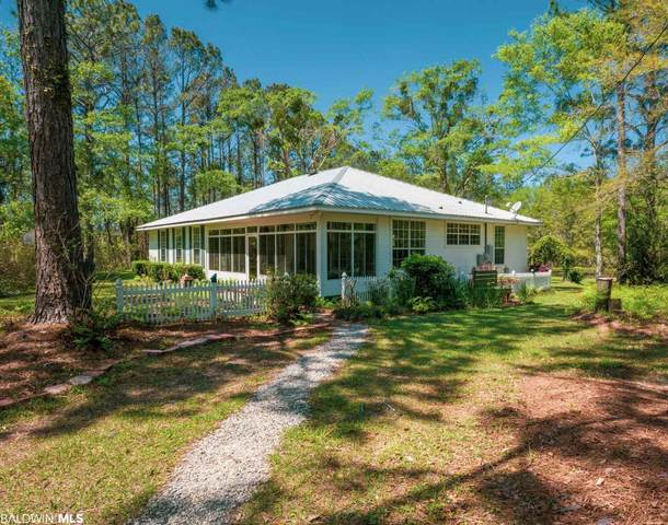 25401 Newport Road, Robertsdale, AL 36567 (MLS #312089) :: Sold Sisters - Alabama Gulf Coast Properties