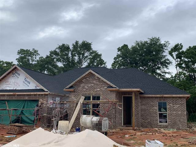 16397 Edgewater Circle, Loxley, AL 36551 (MLS #313532) :: Elite Real Estate Solutions