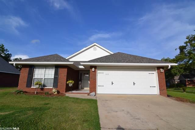 117 Kemper Lane, Fairhope, AL 36532 (MLS #313795) :: Elite Real Estate Solutions