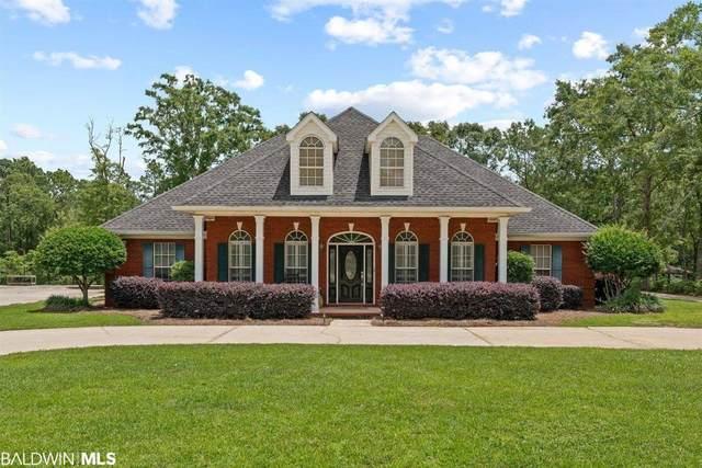 1095 E Dominion Drive, Mobile, AL 36695 (MLS #314398) :: Bellator Real Estate and Development
