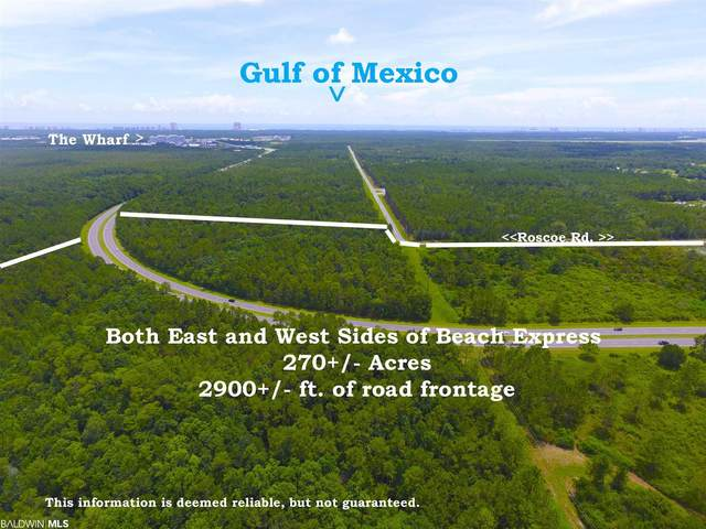 0 Roscoe Rd, Gulf Shores, AL 36542 (MLS #316425) :: EXIT Realty Gulf Shores