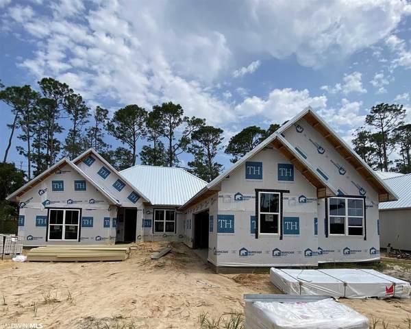 26502 Webster Lane, Orange Beach, AL 36561 (MLS #317906) :: Mobile Bay Realty