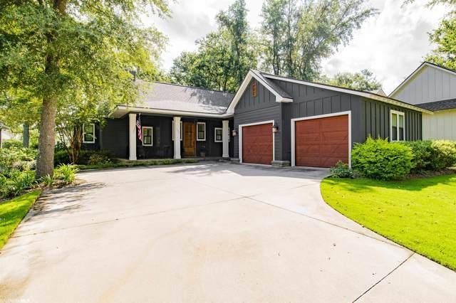 111 Mulberry Lane, Fairhope, AL 36532 (MLS #318500) :: RE/MAX Signature Properties