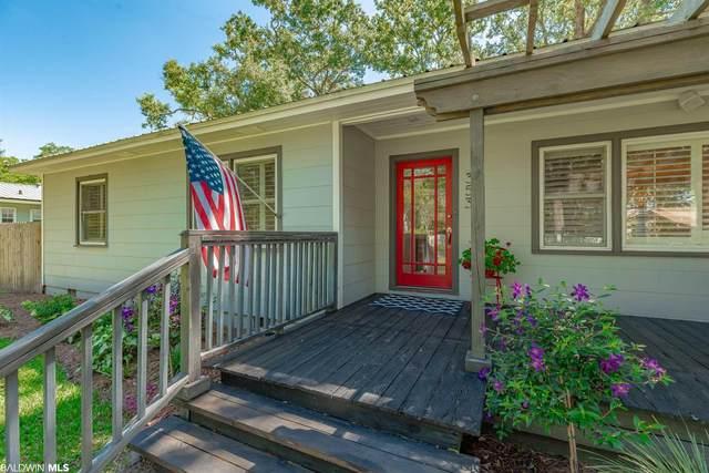 353 Azalea Street, Fairhope, AL 36532 (MLS #318619) :: Alabama Coastal Living