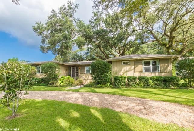 14447 Island Avenue, Magnolia Springs, AL 36555 (MLS #320240) :: Elite Real Estate Solutions