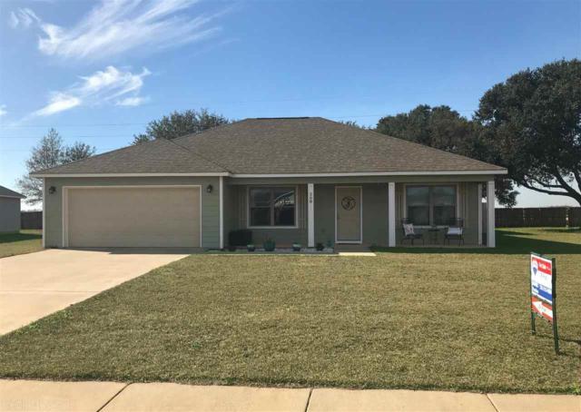 260 Lakefront Circle, Summerdale, AL 36580 (MLS #263554) :: Elite Real Estate Solutions