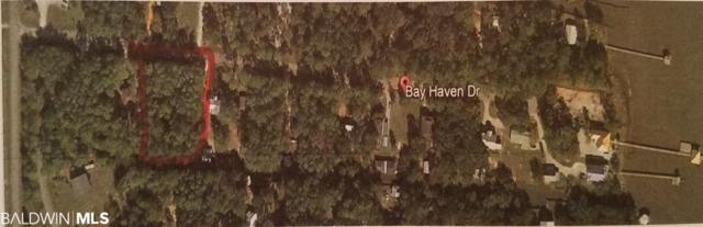 0 Bay Haven Drive, Fairhope, AL 36532 (MLS #266688) :: Gulf Coast Experts Real Estate Team