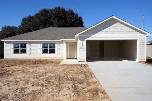 258 Lakefront Circle, Summerdale, AL 36580 (MLS #271299) :: Ashurst & Niemeyer Real Estate