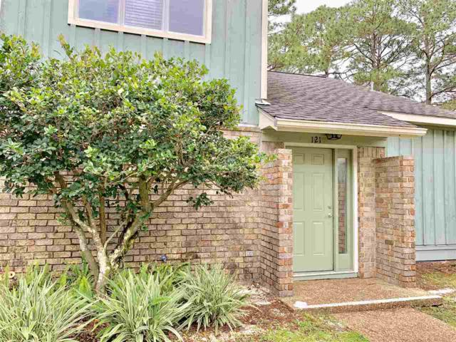 1701 Regency Road #121, Gulf Shores, AL 36542 (MLS #273772) :: The Kim and Brian Team at RE/MAX Paradise