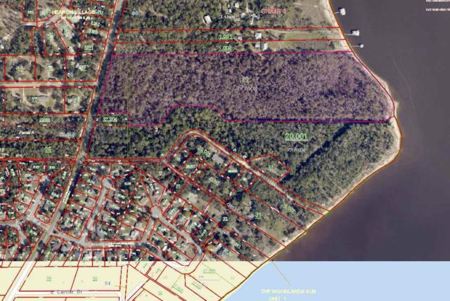 10860 County Road 99, Lillian, AL 36530 (MLS #275224) :: Elite Real Estate Solutions