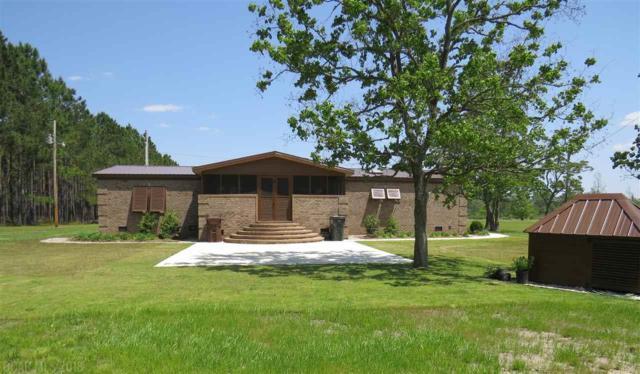 17698 Guy Burns Rd, Summerdale, AL 36580 (MLS #275748) :: Elite Real Estate Solutions