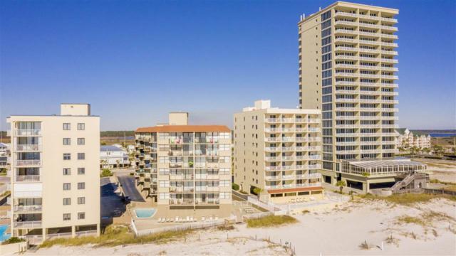 511 E Beach Blvd #603, Gulf Shores, AL 36542 (MLS #277409) :: Jason Will Real Estate