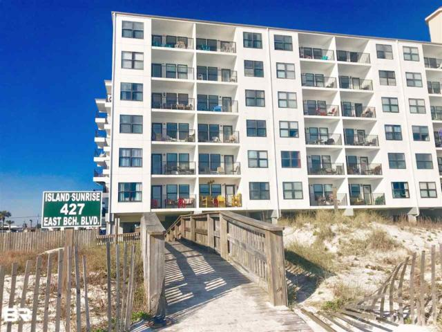 427 E Beach Blvd #66, Gulf Shores, AL 36542 (MLS #278390) :: Coldwell Banker Coastal Realty