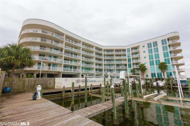 27501 Perdido Beach Blvd #508, Orange Beach, AL 36561 (MLS #278544) :: Elite Real Estate Solutions