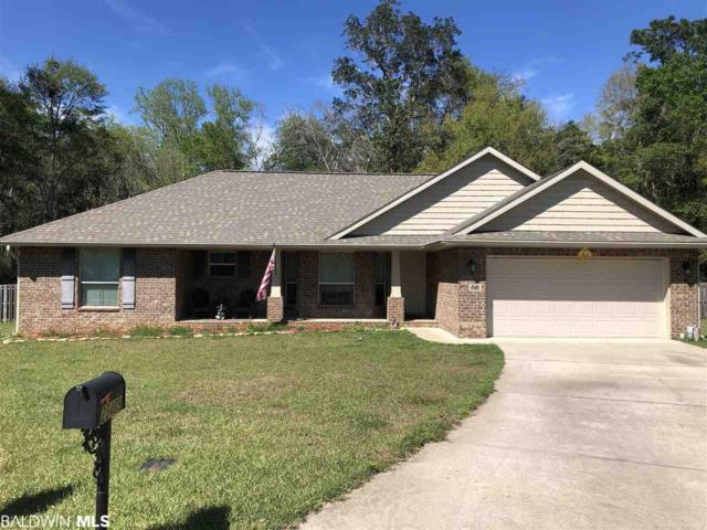 25489 Seraphim Ct, Loxley, AL 36551 (MLS #281374) :: Elite Real Estate Solutions