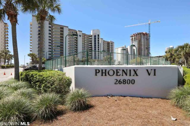 26800 Perdido Beach Blvd #502, Orange Beach, AL 36561 (MLS #282345) :: Gulf Coast Experts Real Estate Team