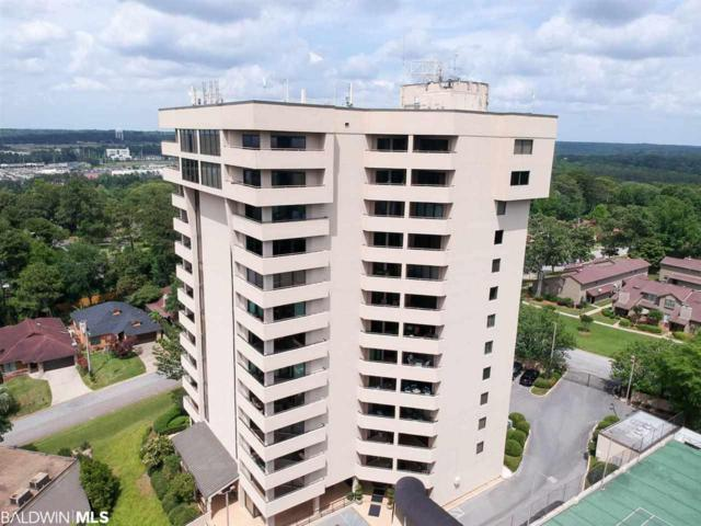 100 Tower Drive #802, Daphne, AL 36526 (MLS #282777) :: Gulf Coast Experts Real Estate Team