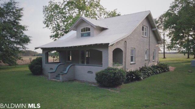 20327 County Road 55, Silverhill, AL 36576 (MLS #284193) :: Elite Real Estate Solutions