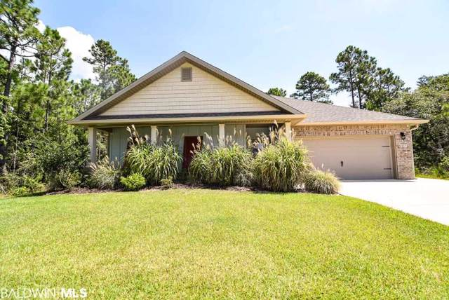 805 Wedgewood Drive, Gulf Shores, AL 36542 (MLS #287262) :: Ashurst & Niemeyer Real Estate