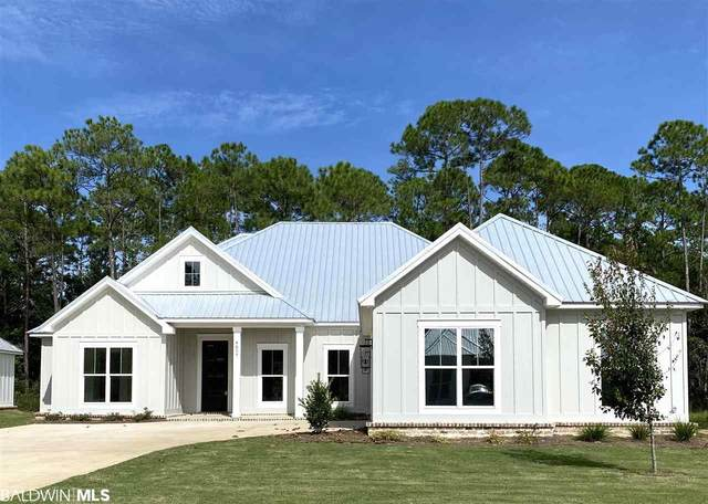 4607 Surrey Lane, Orange Beach, AL 36561 (MLS #289582) :: Ashurst & Niemeyer Real Estate