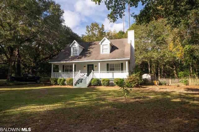 14385 Cougill Av, Magnolia Springs, AL 36555 (MLS #291647) :: JWRE Powered by JPAR Coast & County