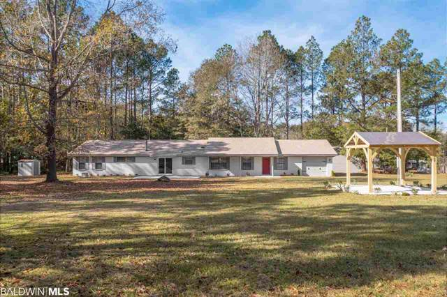20845 Barbara Lane, Robertsdale, AL 36567 (MLS #291769) :: Gulf Coast Experts Real Estate Team