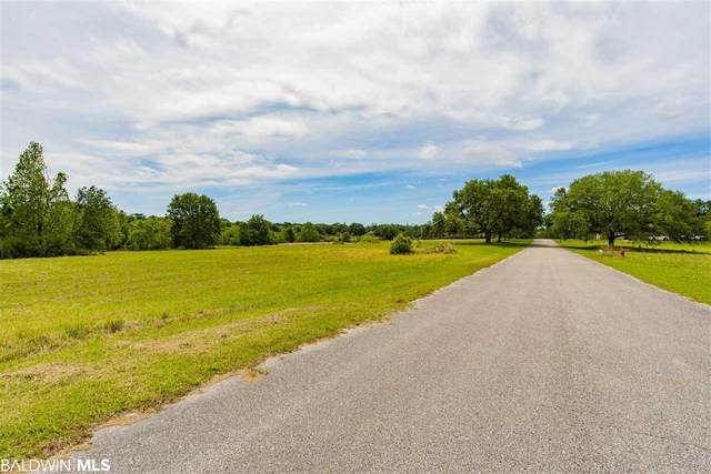 0 Balsam Creek Drive, Elberta, AL 36530 (MLS #297314) :: Dodson Real Estate Group