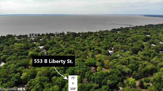 553 B Liberty Street, Fairhope, AL 36532 (MLS #297430) :: Gulf Coast Experts Real Estate Team