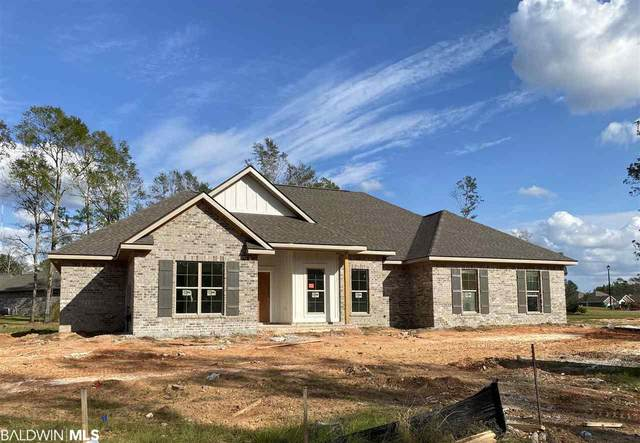 12005 Aurora Way, Spanish Fort, AL 36527 (MLS #300427) :: Ashurst & Niemeyer Real Estate