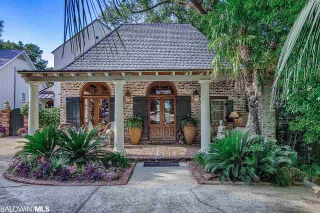 209 Magnolia Avenue, Fairhope, AL 36532 (MLS #301467) :: Dodson Real Estate Group