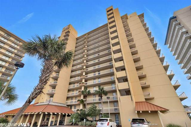 25020 Perdido Beach Blvd 1502B, Orange Beach, AL 36561 (MLS #302013) :: Ashurst & Niemeyer Real Estate