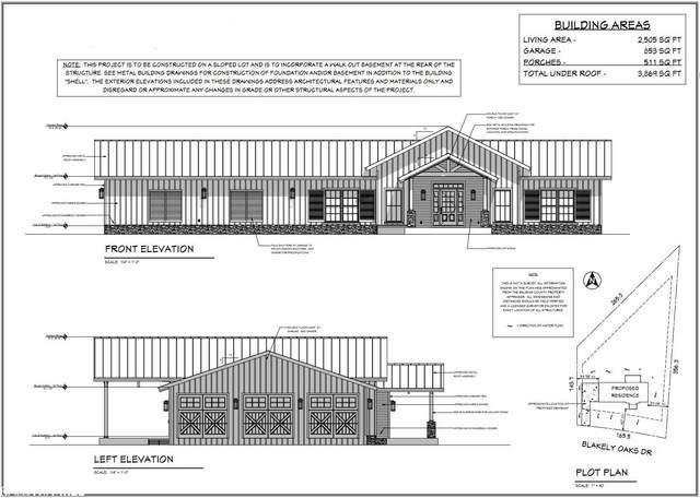 0 S Blakeley Oaks Drive, Spanish Fort, AL 36527 (MLS #305794) :: JWRE Powered by JPAR Coast & County