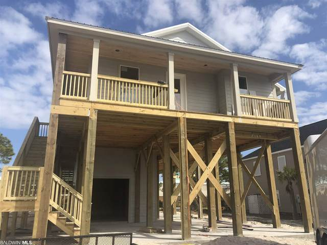 206 Arias Court, Dauphin Island, AL 36528 (MLS #307260) :: JWRE Powered by JPAR Coast & County
