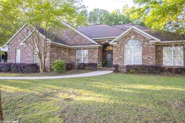 759 Estella Street, Fairhope, AL 36532 (MLS #312272) :: Coldwell Banker Coastal Realty