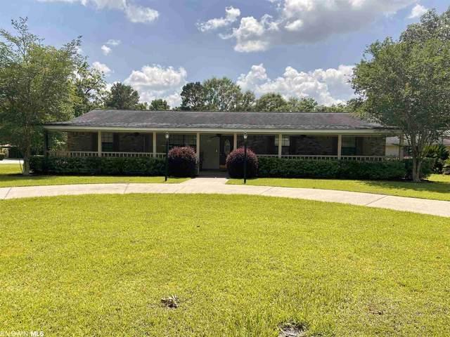 316 Old Bratt Rd, Atmore, AL 36502 (MLS #315698) :: Bellator Real Estate and Development