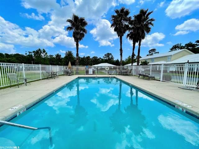 22323 Cotton Creek Dr #203, Gulf Shores, AL 36542 (MLS #317602) :: Sold Sisters - Alabama Gulf Coast Properties