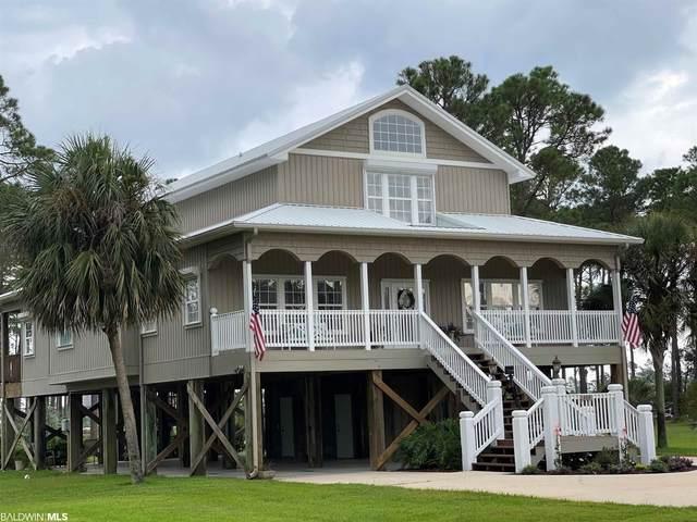 409 Magnolia Drive, Gulf Shores, AL 36542 (MLS #318208) :: RE/MAX Signature Properties