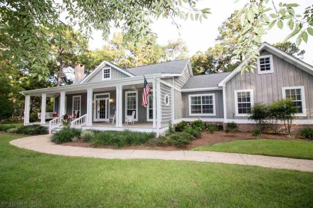 10710 Poser Dr, Fairhope, AL 36532 (MLS #270174) :: Gulf Coast Experts Real Estate Team