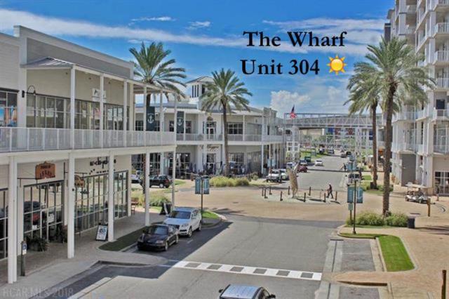 4851 Wharf Pkwy #304, Orange Beach, AL 36561 (MLS #273767) :: The Premiere Team