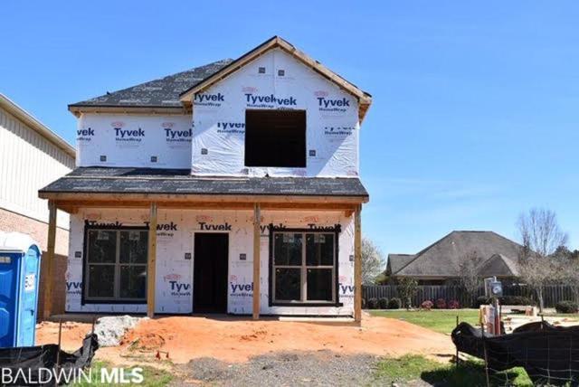 644 Norman Lane, Fairhope, AL 36532 (MLS #275418) :: Elite Real Estate Solutions