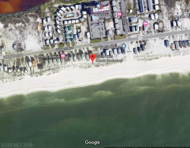 1535 W Beach Blvd, Gulf Shores, AL 36542 (MLS #276313) :: Coldwell Banker Coastal Realty