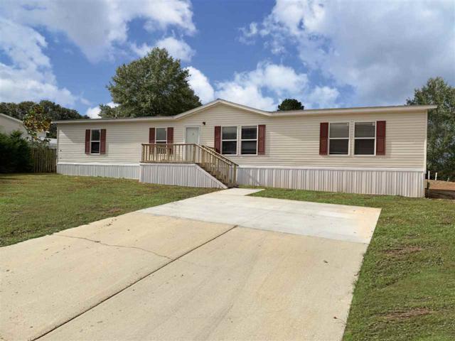 24781 Turning Leaf Drive, Loxley, AL 36551 (MLS #276514) :: Ashurst & Niemeyer Real Estate