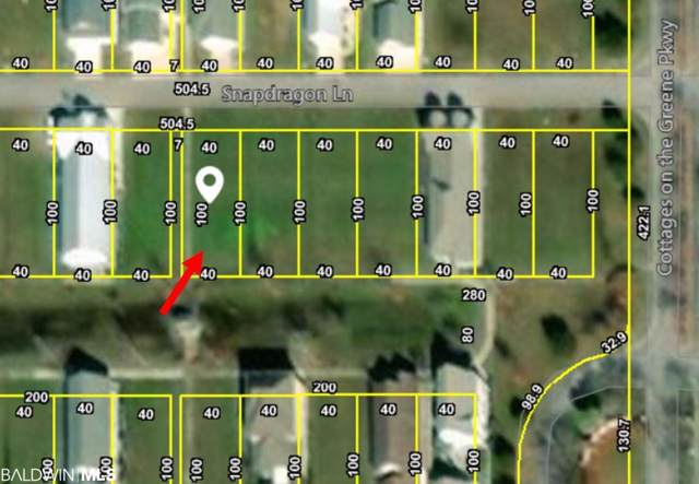 Lot 20 Snapdragon Lane, Foley, AL 36535 (MLS #276875) :: Gulf Coast Experts Real Estate Team