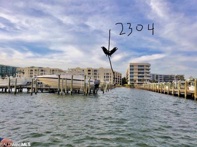 27770 Canal Road #2304, Orange Beach, AL 36561 (MLS #281148) :: Jason Will Real Estate