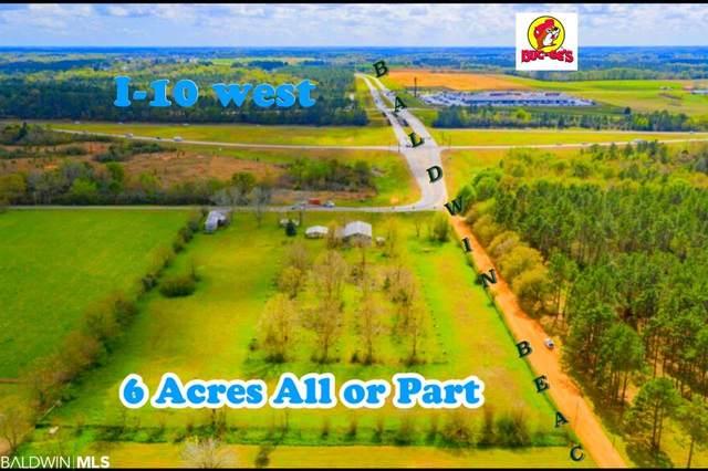 20637 County Road 68, Robertsdale, AL 36567 (MLS #296325) :: Ashurst & Niemeyer Real Estate