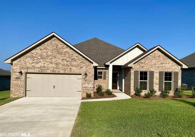 12236 Lone Eagle Dr, Spanish Fort, AL 36527 (MLS #296572) :: Elite Real Estate Solutions