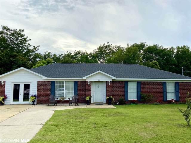 41 Magnolia Circle, Foley, AL 36535 (MLS #300310) :: Gulf Coast Experts Real Estate Team
