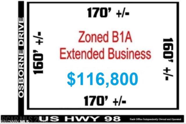 21480 EA Us Highway 98, Foley, AL 36535 (MLS #192080) :: Dodson Real Estate Group
