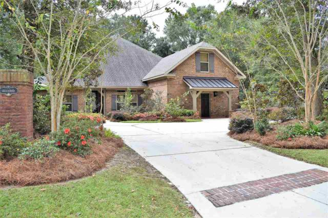 1 Greenbrier Lane, Fairhope, AL 36532 (MLS #258022) :: Gulf Coast Experts Real Estate Team